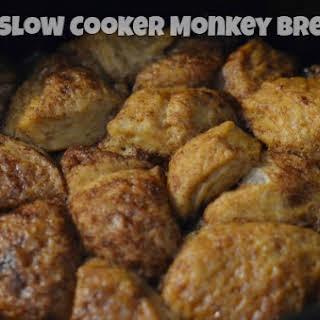 Slow Cooker Monkey Bread.