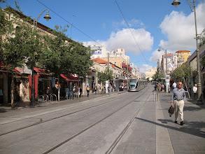 Photo: Jerusalem - Jaffa Street