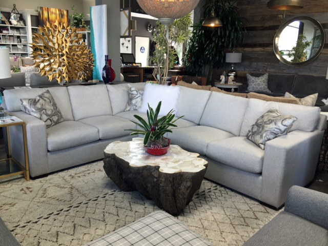 RC Furniture Mike sectional
