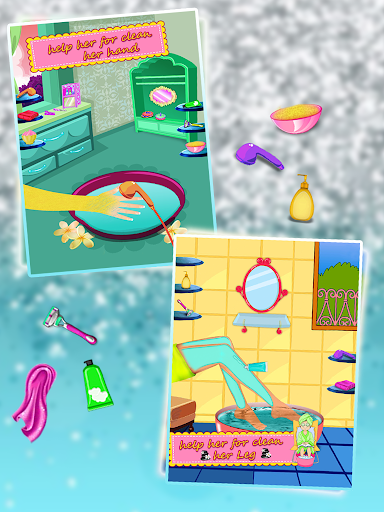Angel Full Body Spa & Dress-Up Games For Girls 1.0 screenshots 2