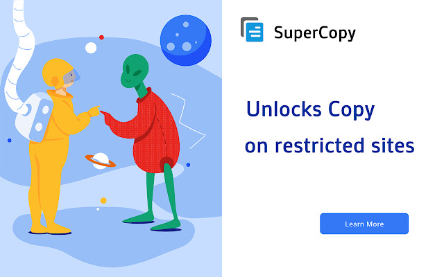 SuperCopy ,Allow Right Click and Copy