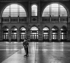 Photo: playground - main station zurich