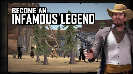 Bloody West: Infamous Legends- screenshot thumbnail