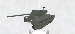 M26A1 Pershing Tank