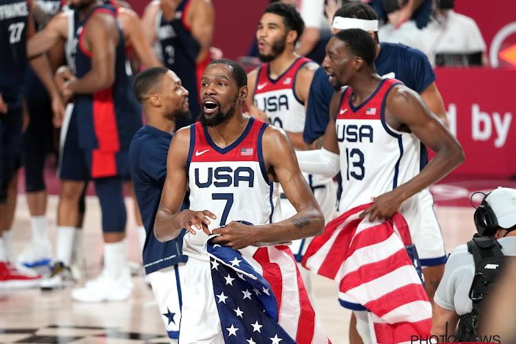 Team USA speelt het opnieuw klaar op de Olympische Spelen en verovert goud na spannende finale