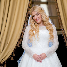 Wedding photographer Elizaveta Duraeva (lizzokd). Photo of 26.10.2017
