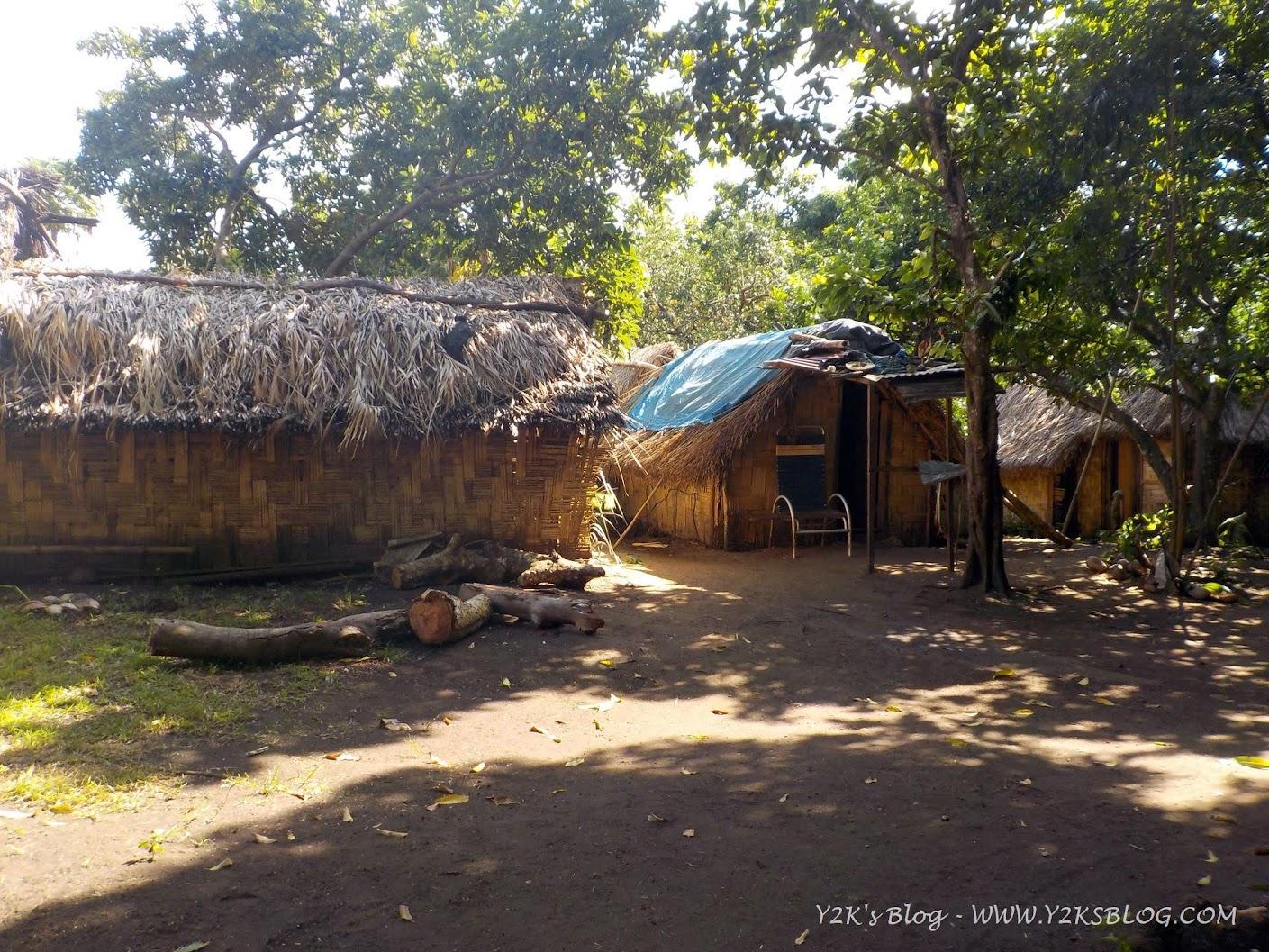 Il villaggio di Anelghowhat - Anatom