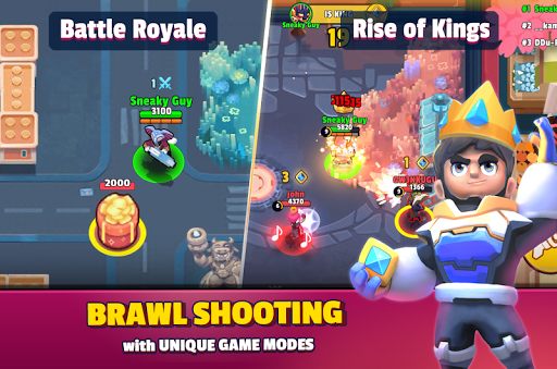 Heroes Strike - Brawl Shooting Multiple Game Modes 72 screenshots {n} 1