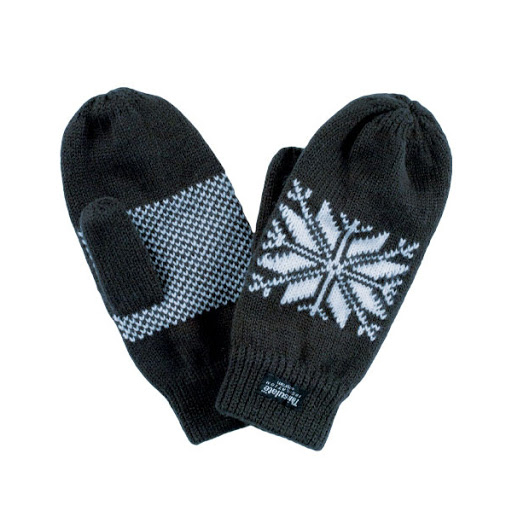 Mittens with Thinsulate Lining