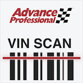 Advance Professional VIN Scan