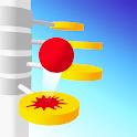 Bouncy Jump 3D icon