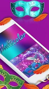 Multicolor Keyboard - náhled