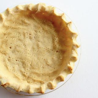 Coconut Flour Pie Crust.