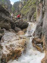 Photo: Второй водопад на притоке Нарин-Гола