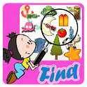 Find Hidden Object icon