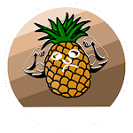 Pineapple pop: fireworks mama Icon