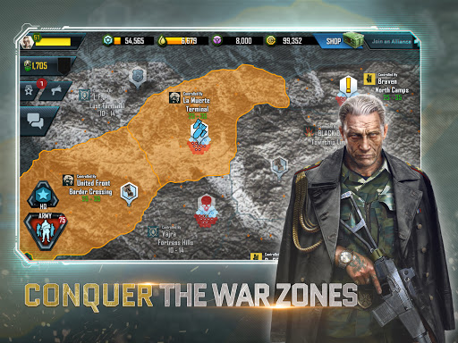 War Commander: Rogue Assault 4.14.0 screenshots 21