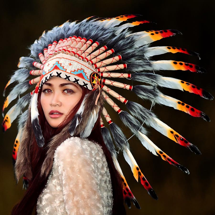 by Uyul Iyeng - People Portraits of Women