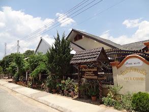 Photo: Guest House à Luang Nam Tha Mai 2012