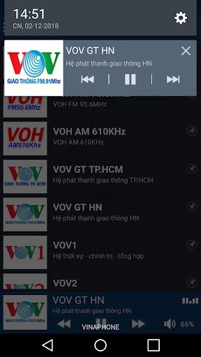 Radio Vietnam Online - listening radio 1.2.9 6