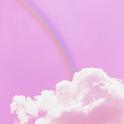 [메리골드] 빈티지 핑크 스카이 카카오톡 테마 icon