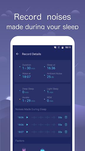 Sleep Monitor screenshot 5
