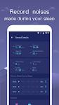 screenshot of Sleep Monitor: Sleep Cycle Track, Analysis, Music