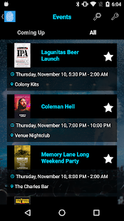 Blueprint events android apps on google play blueprint events screenshot thumbnail malvernweather
