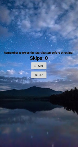 Stone Skipping 1.0 APK MOD screenshots 1