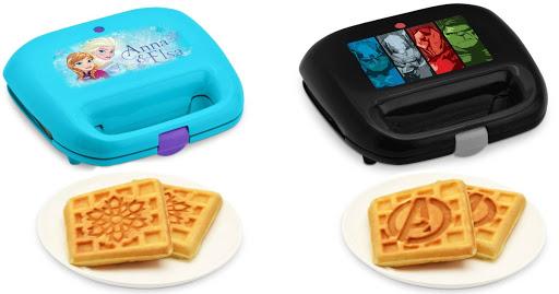 Disney & Marvel Waffle...