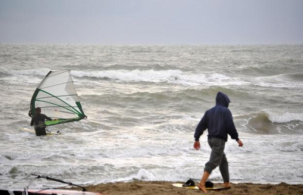 Gioco di onde e vento di carmenn