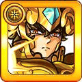 獅子座の黄金聖闘士 アイオリア