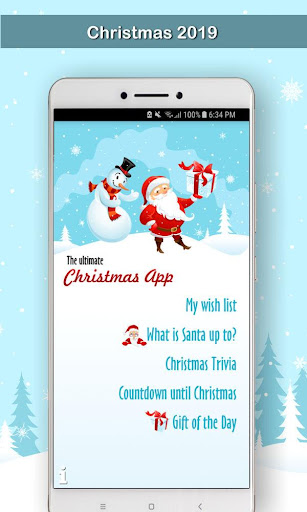Christmas App 2020 1.4 screenshots 1
