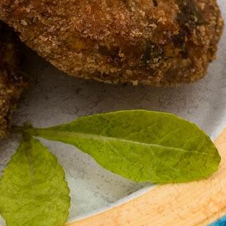 Polish Oven-Baked Turkey Burgers / Pieczone Kotlety Mielone z Indyka