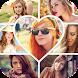 写真のコラージュ、イメージエディタ - Androidアプリ