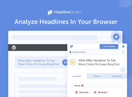 Headline Studio by CoSchedule