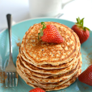 Cottage Cheese Pancakes.