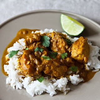 Cheap Creamy Chicken Curry