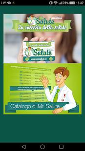 Mr Salute - náhled