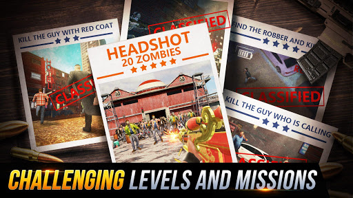 Sniper Honor: Free FPS 3D Gun Shooting Game 2020 1.6.2 Mod screenshots 4