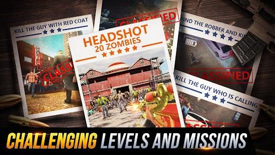 Sniper Honor: Free FPS 3D Gun Shooting Game 2020 4