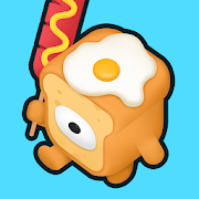 Snack.io - Free Battle io game with Snack Warriors