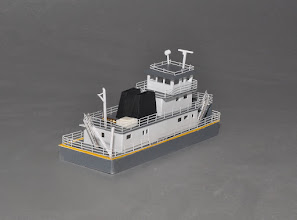 Photo: 80' ZScale Towbaot STBD Stern View