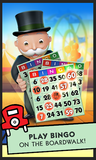 Boardwalk Bingo: MONOPOLY  screenshots EasyGameCheats.pro 1