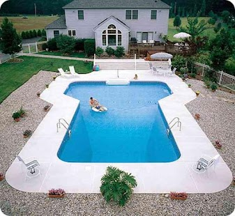 Swimming Pool Design Ideas - náhled