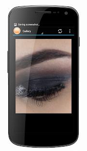 Black Eyeshadow - náhled