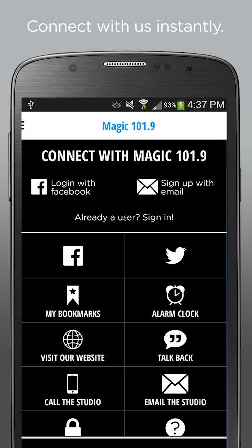 Magic 101.9 - Better Music- screenshot