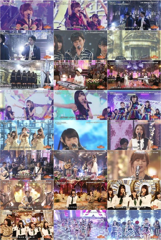(TV-Music)(1080i) AKB48G 46G – 2016 FNS歌謡祭 161207