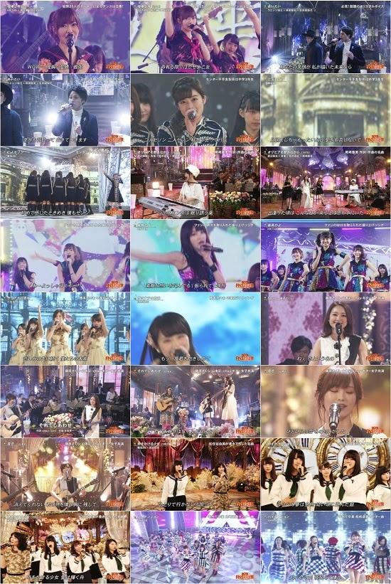 (TV-Music)(1080i) AKB48G 46G – 2016 FNS歌謡祭 161207