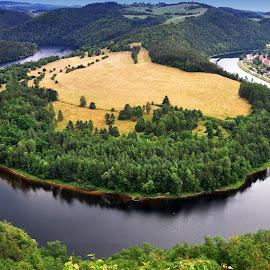 by Jana Kubínová - Landscapes Waterscapes